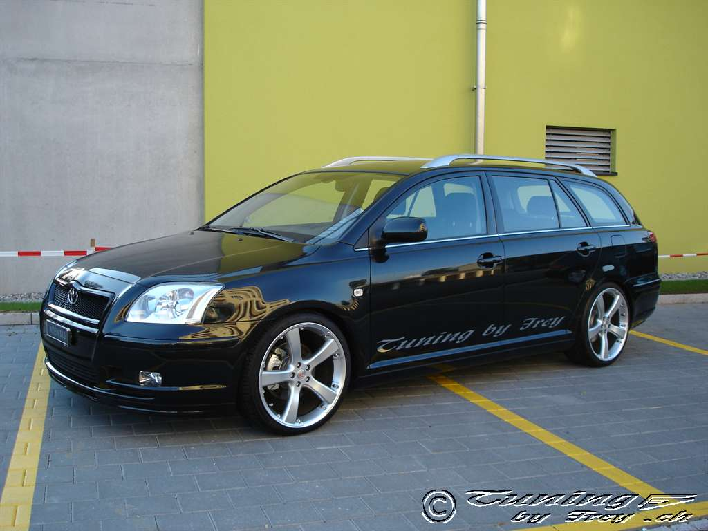 Avensis T25 by Frey - The Gallery @ TuningbyFrey.ch