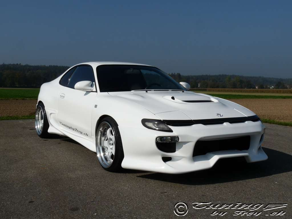 2015 Toyota Supra >> Celica T18 by Frey - The Gallery @ TuningbyFrey.ch